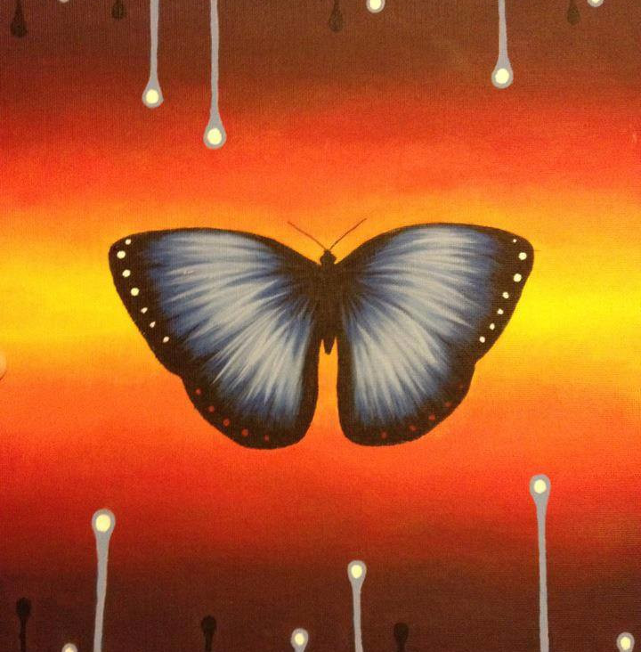 'Butterfly Contrast' thumbnail