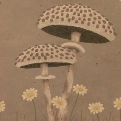 'Mushrooms and Daisies' thumbnail