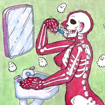 'Spooky Skeleton' thumbnail